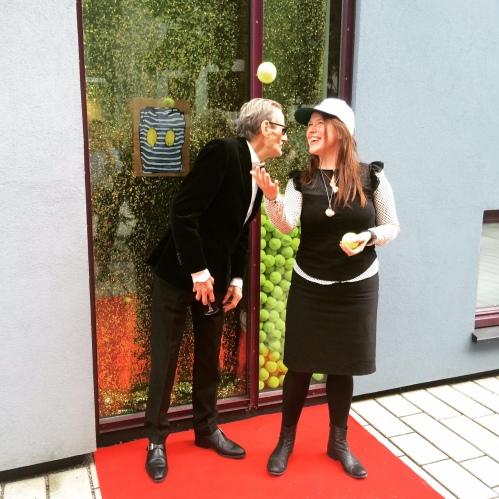 Pushwagner & Kirsten Opstad