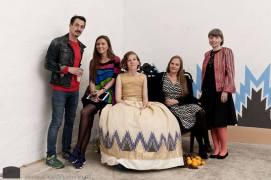 Peter Belyi. Lizaveta Matveeva, Amelia Beavis-Harrison, Thale Fastvold, Tanja Thorjussen