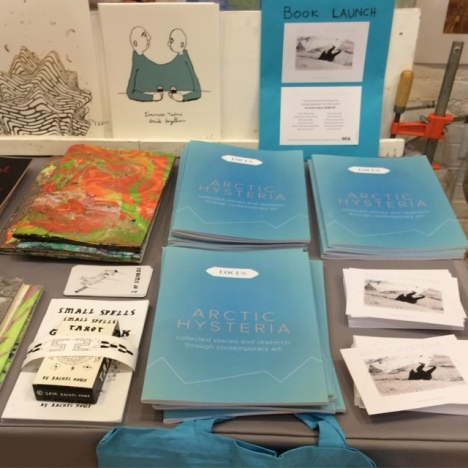 Booklaunch with Cinders gallery at MoMA PS1, NYABF